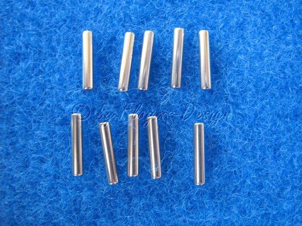 Achsen für Mitnehmer 2X10mm Stifte Pins (10) TAMIYA 50594