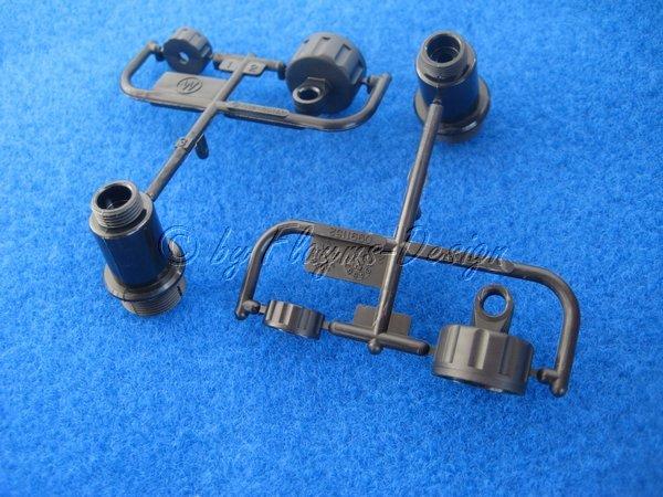 W-TEILE zu Öldruckstoßdämpfer CVA 50519 VA SAND VIPER *Japan Import