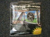 Schwupp - di - wupp Sonnenschutz 2 Stk. Motiv: Löwe/Bär