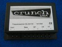Crunch HQ-320 CS 3-Wege Passiv Frequenzweiche -120 Watt