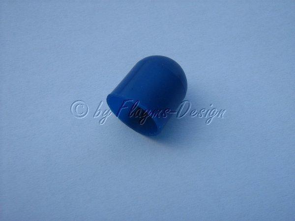 Ummantelung blau D10 für Glühlampen Silikon-Caps