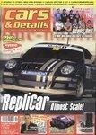 Cars & Details Fachzeitschrift Ausgabe 2/2009 NEU