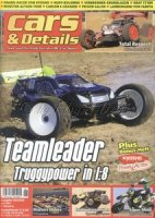 Cars & Details Fachzeitschrift Ausgabe 6/2009 NEU