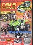 Cars&Details Fachzeitschrift Ausgabe 4/2006 NEU