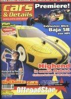 Cars&Details Fachzeitschrift Ausgabe 6/2006 NEU