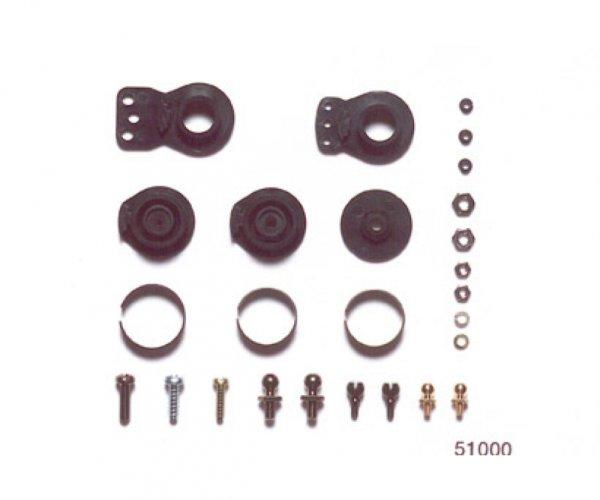 Servosaver HI-TORQUE schwarz HOP UP OPTION 51000 TAMIYA 1:10