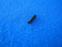 Endkappe 2mm Kunststoff weich sw Ersatzteil für Drachen Invento 144200