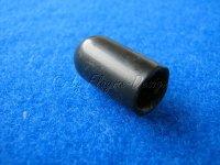 Endkappe 8mm Kunststoff weich sw Ersatzteil für Drachen 144800