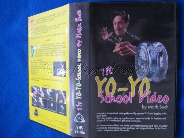 VHS Video Kasette Yo-Yo school aus Demo