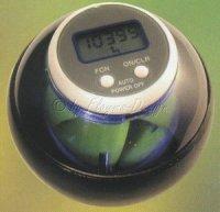 Power Ball mit Drehzahlmesser und Gummi Grifband