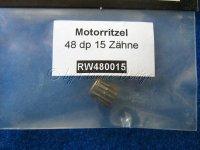 Ritzel 48dp 15Z