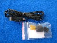 Microfon mit Klinkenstecker für THB Freisprechanlagen