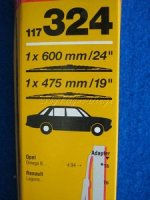 SWF 117324 Wischblätter Paar Opel & Renault *Restposten
