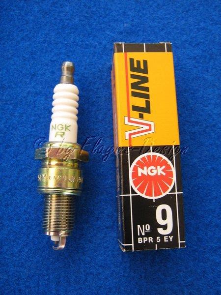 NGK V-LINE 9 BPR 5 EY Zündkerze NEU OVP