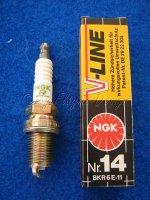 NGK Zündkerze V-Line Nr.14 BKR6E-11