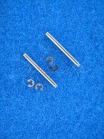 Achsstifte und Clipse 3740 zu TRAXXAS 2,5 x 31,5mm NEU