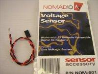 Nomadio Spannungs Sensor für Telemetrieempfänger V2