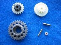 Getrieberäder für Elektro Starter T-Maxx...