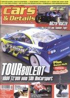 Cars & Details Fachzeitschrift Ausgabe 4/2008 NEU