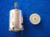 Motor und Zahnrad 4578 zu TRAXXAS T-MAXX NEU