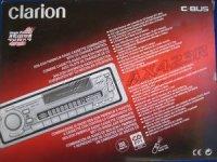 Clarion AX423R Kasetten Radio mit C-BUS CD-Wechsler Steuerung