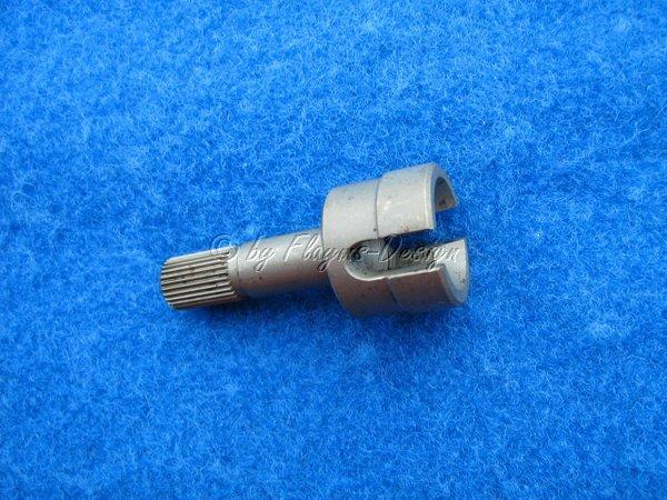 Differential Antriebsachse steckbar für FG 1:5 und 1:6 Gröschel