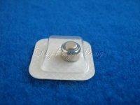 Knopfzelle für Uhren V393 Uhrenbatterie AgO 1,55/65mAh