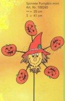 Spinnee Pumpkin Halloween Windspiel HQ Invento 100260...