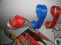 MKS Multiples Kite System HQ kreativer Drachenbausatz