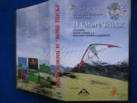 VHS Video Kassette Flight School IV More Tricks HQ Invento