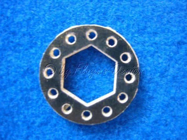 Bremsscheibe gelocht 37mm sw 19mm zu T-Maxx 1.5 Traxxas