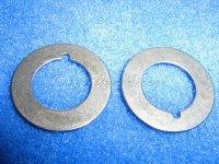 Slipper Ringe Stahl (2) PD1455 für MTA-4 Thunder...