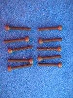 Zylinderkopfschrauben mit Innensechskant (10) M3 X 20mm Krick 51414
