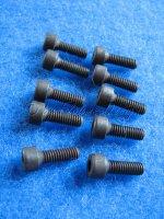 Zylinderkopfschrauben mit Innensechskant (10) M4 X 16mm Innensechskantschrauben Krick 51422