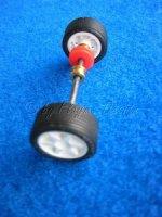Vorderachse 59mm Speedline 4WD Ninco 1:32