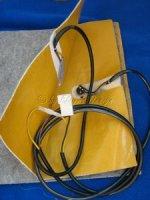 Sitzheizung SM 45 K 12V 60Watt mit Thermostat