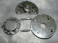 Motorhalter Getriebegehäuseabdeckung für TAMIYA MAD FIGHTER C-Parts