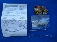 SPEED-CONTROLLER + WIEDERSTAND BEC HORNET