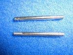 Stossdämpferkolbenstangen für Öldruckdämpfer C.V.A. TAMIYA 50601