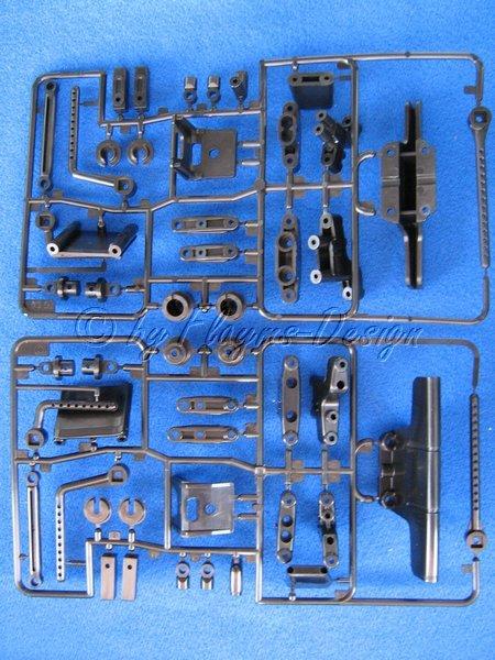 C-Teile C-Parts zu TL-01 Tamiya 50737