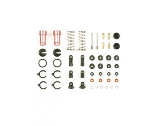 Alu Stoßdämpfer (2) Low Friction M-CHASSIS/FWD/4WD Tamiya 53155