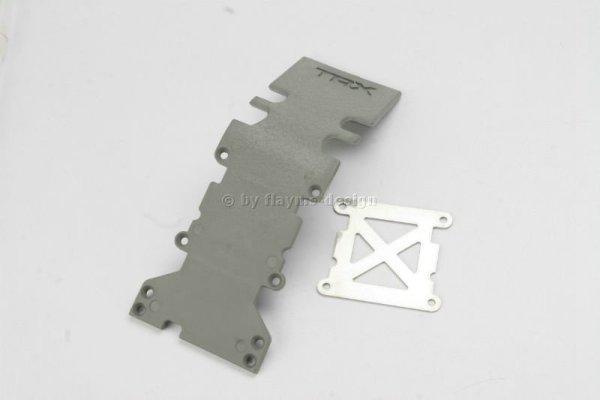 Unterbodenschutz hinten Skidplatte zu T-Maxx 3.3 Traxxas 4938A