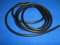 Benzinschlauch schwarz 1,5m FG 08381 Ersatz für Gröschel 6350