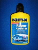 rain X Der unsichtbare Scheibenwischer 200ml Flasche