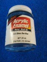 Acrylic Enamel PACTRA A5E Gloss Sea Blue 20ml