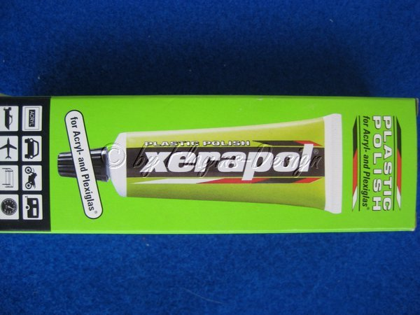 Xerapol Plastic Polish 50gr für Acryl und Plexiglas