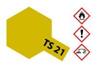 Spezial-ACRYL-HARZ SPRAY TS-21 GOLD Spraydose 100ml  Tamiya Color