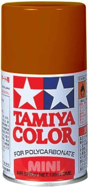 Lexanfarbe PS-14 KUPFER Spraydose 100ml  Tamiya Color