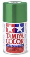 Lexanfarbe PS-17 METALLIC Grün Spraydose 100ml  Tamiya Color