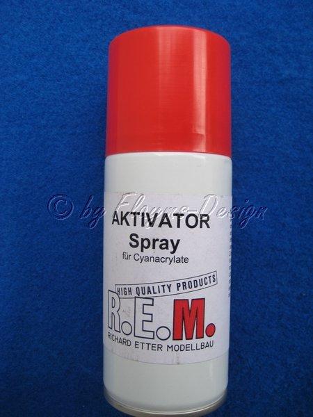 Aktivator Spray 150ml für Cyanacrylat Kleber R.E.M.